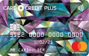Кредитная карта «Card Credit Plus»