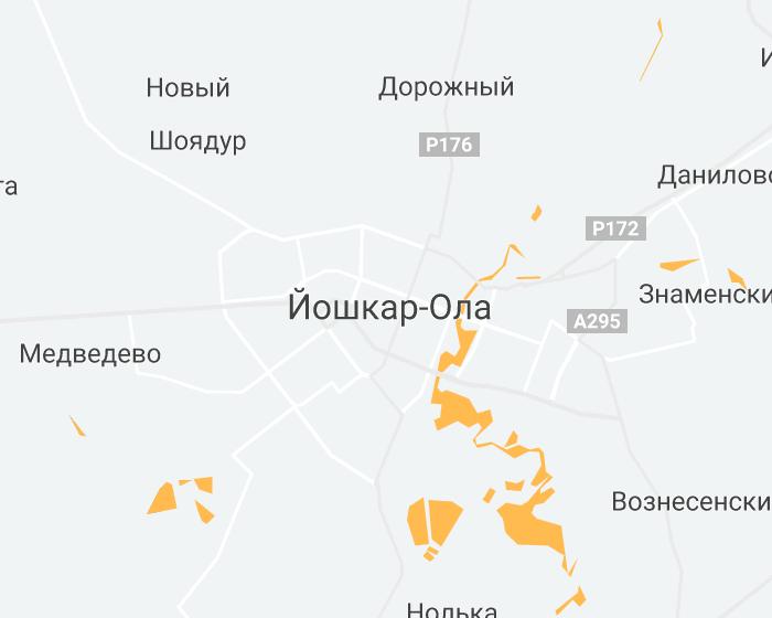 Средняя зарплата в Йошкар-Оле в 2019 году