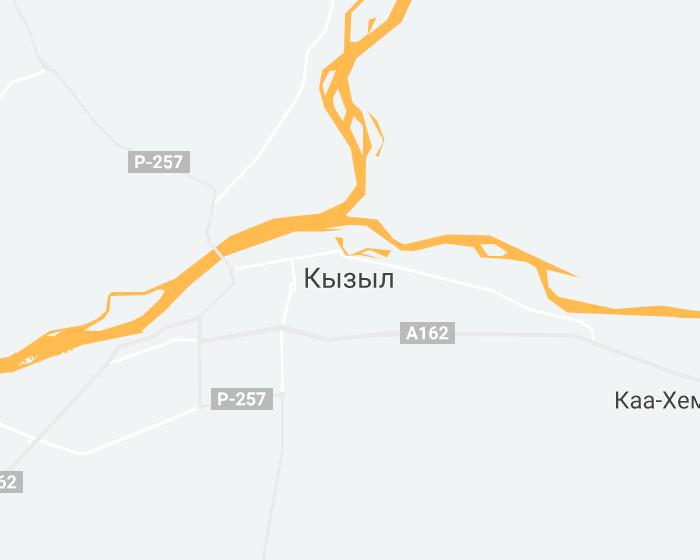 Средняя зарплата в Кызыле в 2019 году