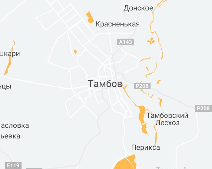 Средняя зарплата в Тамбове в 2019 году