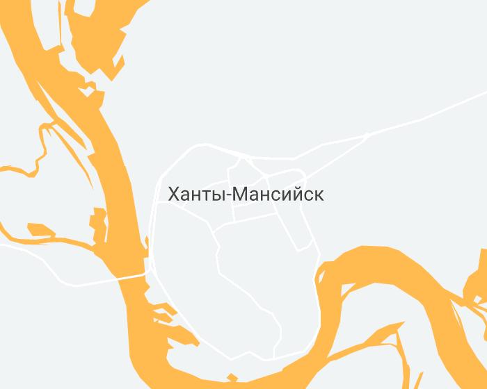 Средняя зарплата в Ханты-Мансийске в 2019 году