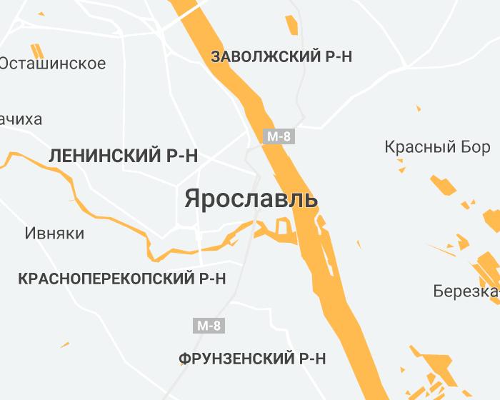 Средняя зарплата в Ярославле в 2019 году