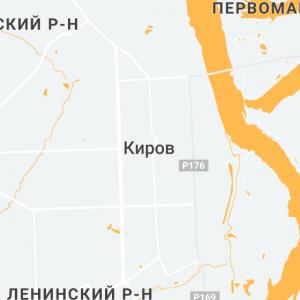 Средняя зарплата в Кирове в 2019 году