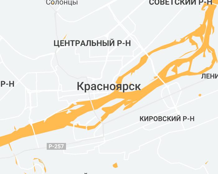 Средняя зарплата в Красноярске в 2019 году