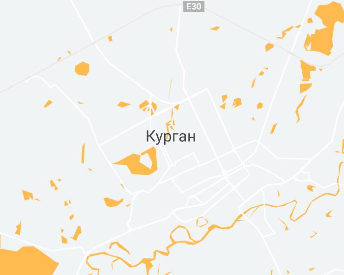 Средняя зарплата в Кургане в 2019 году