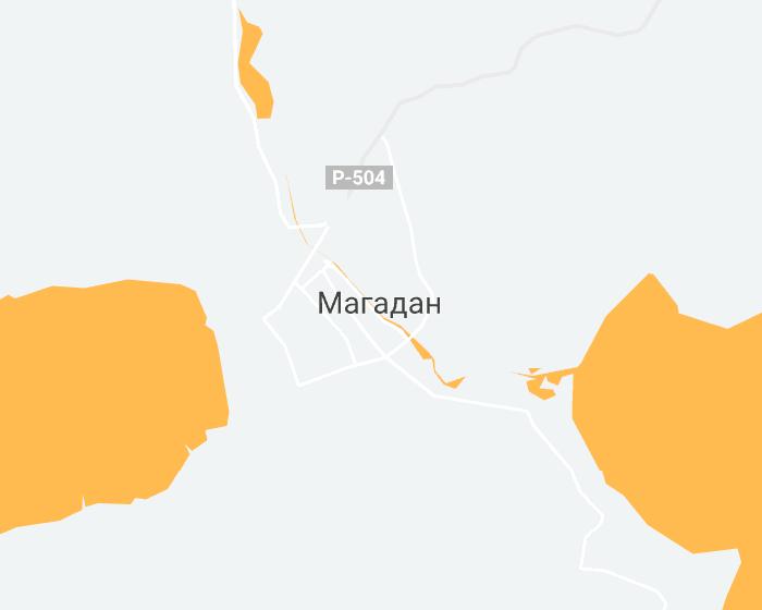 Средняя зарплата в Магадане в 2019 году