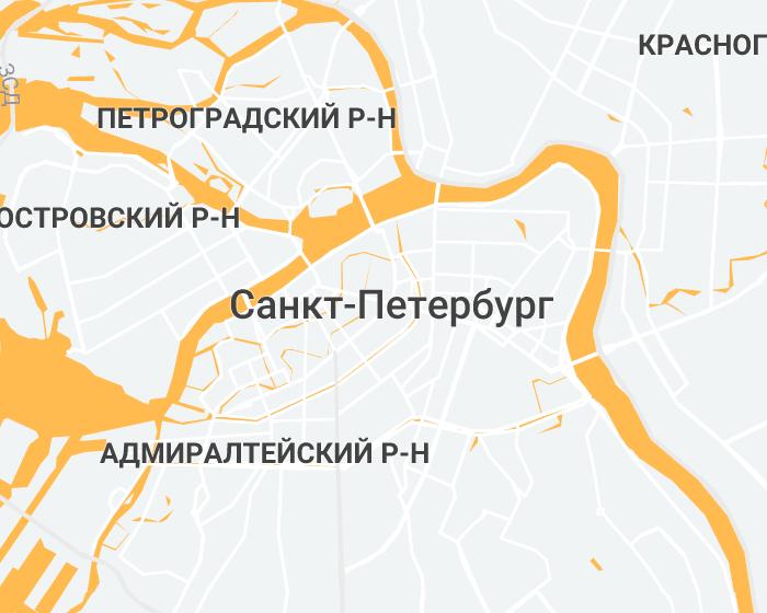 Средняя зарплата в Санкт-Петербурге в 2019 году