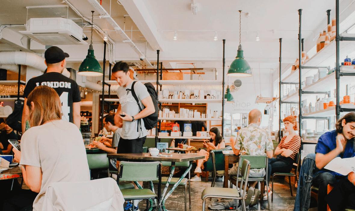 Как открыть кафе в жилом доме