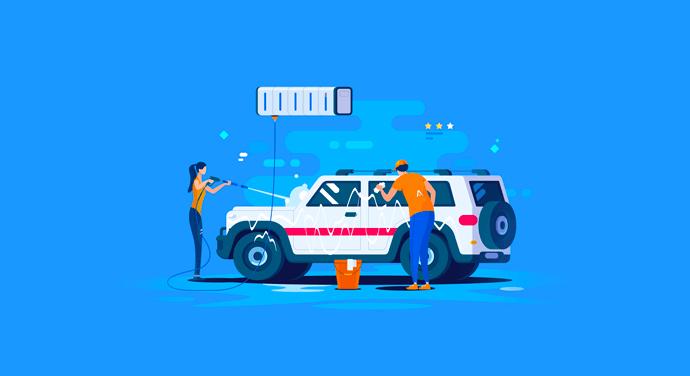 Как открыть автомойку с нуля: бизнес-план с расчетами
