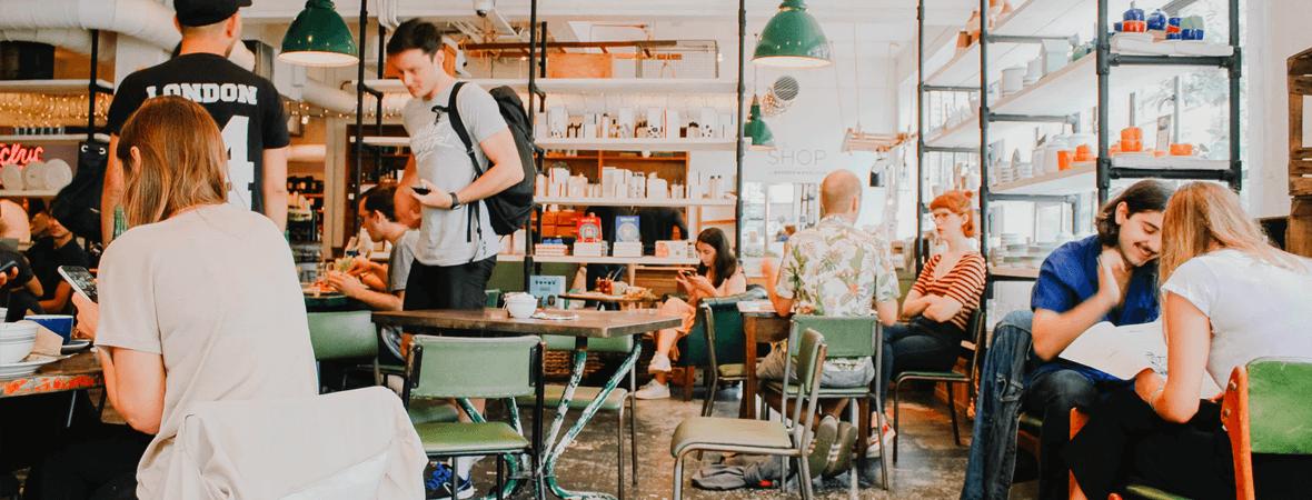 Как открыть кафе: бизнес-план с расчетами
