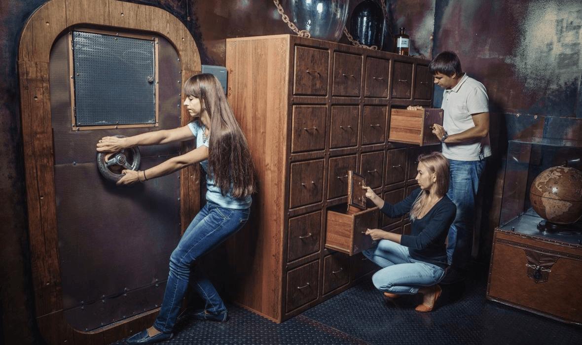Как открыть квест-комнату, бизнес-план с расчетами