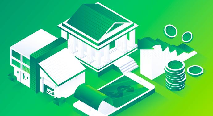 6 банков, оформляющих кредиты под залог недвижимости